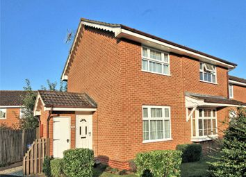 Thumbnail 1 bed end terrace house for sale in Ottershaw, Chertsey, Surrey