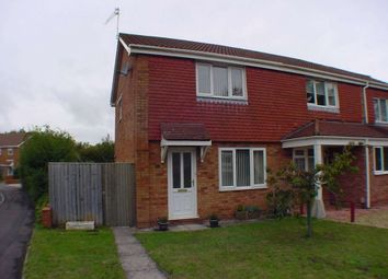 Thumbnail 3 bedroom semi-detached house to rent in Barrowby Gate, Swindon, Wiltshire