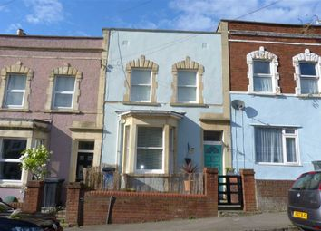 Thumbnail 2 bedroom terraced house to rent in Pylle Hill Crescent, Bristol