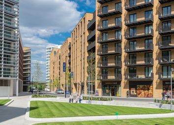 Thumbnail 2 bed flat to rent in Admiralty Avenue, Royal Wharf, London