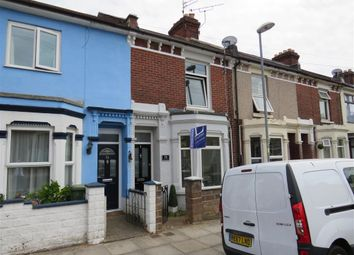 Thumbnail 2 bedroom terraced house for sale in Highgate Road, Portsmouth