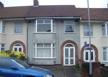 Thumbnail 4 bedroom terraced house to rent in Claverham Road, Fishponds, Bristol