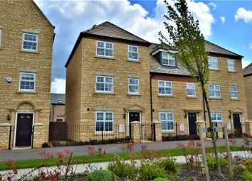 Thumbnail 3 bed town house for sale in Langton Walk, Stamford