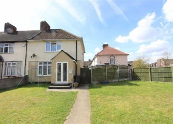 Thumbnail 3 bed end terrace house for sale in Wood Lane, Dagenham, Essex