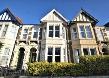 Thumbnail 3 bed terraced house for sale in Roath Court Place, Roath, Cardiff