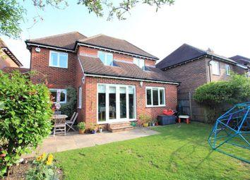 Morrison Close, Upper Basildon, Reading RG8. 4 bed link-detached house