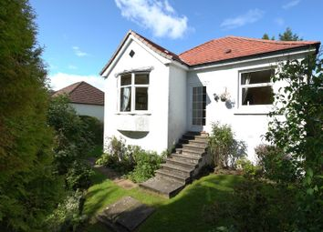 Thumbnail 3 bed detached bungalow for sale in Busby Road, Carmunnock, Glasgow