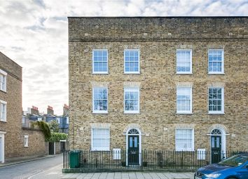 Thumbnail 4 bedroom terraced house to rent in Walcot Square, Lambeth, London