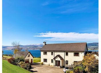 Thumbnail 4 bed detached house for sale in Balblair, Dingwall