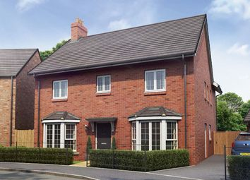 "Thumbnail 4 bedroom detached house for sale in ""The Sandringham"" at Hartburn, Morpeth"
