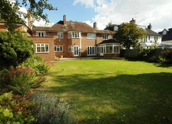 Thumbnail Detached house to rent in Roedean Crescent, Roehampton