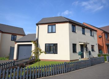 Thumbnail 3 bed detached house for sale in Kent Crescent, St Crispins, Northampton