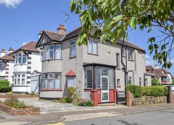 Thumbnail 4 bed detached house for sale in Thames Drive, Leigh-On-Sea, Essex