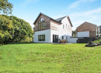 Thumbnail 4 bed detached house for sale in Oaklands, Forget Me Not Lane, Plymouth