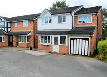 Thumbnail 4 bed property for sale in Kirkfell Drive, Tyldesley, Manchester