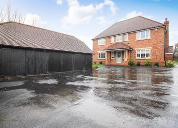 Thumbnail 5 bed detached house for sale in Chapel Lane, Broad Oak, Canterbury