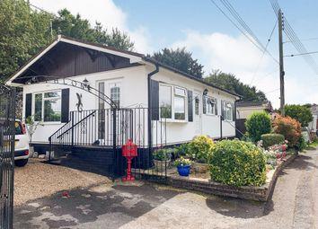 Thumbnail 2 bed mobile/park home for sale in Hilltop, Littleton, Winchester
