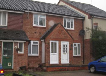 Thumbnail 2 bed terraced house to rent in Little Copse, Chineham