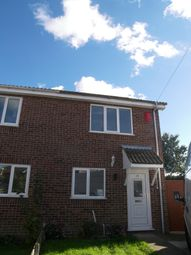 Thumbnail 2 bed end terrace house to rent in Manor Way, Ormesby, Great Yarmouth