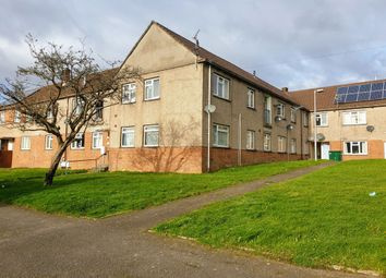Thumbnail 1 bed flat for sale in Heol Dwyrain, Bridgend