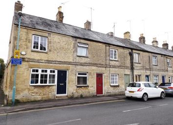 Thumbnail 1 bed terraced house for sale in Chester Street, Cirencester