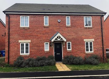 Thumbnail 4 bed detached house to rent in Hodge Court, Kettering