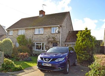 Thumbnail 4 bed semi-detached house for sale in Egerton Road, Bembridge, Isle Of Wight