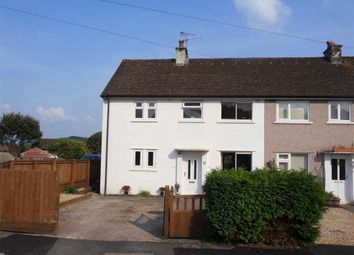 Thumbnail 3 bed semi-detached house to rent in Ladyhill Close, Usk, Monmouthshire