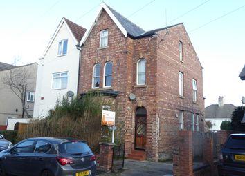 Thumbnail 2 bed flat to rent in Beech Road, Bebington