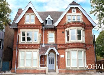Thumbnail 1 bed property to rent in Regent Road, Leicester, Leicestershire