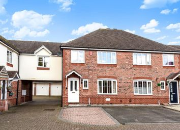 Thumbnail 3 bed semi-detached house for sale in Lambourn, Berkshire
