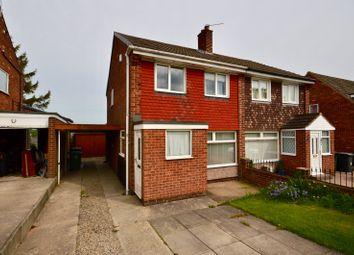 Thumbnail 3 bed semi-detached house for sale in Elmet Road, Barwick In Elmet, Leeds, West Yorkshire