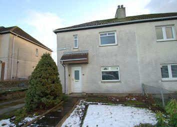 Thumbnail 3 bed semi-detached house for sale in Moorside Street, Carluke