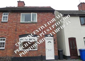 Thumbnail 3 bed semi-detached house for sale in Fenn Street, Belgrave, Tamworth, Staffs
