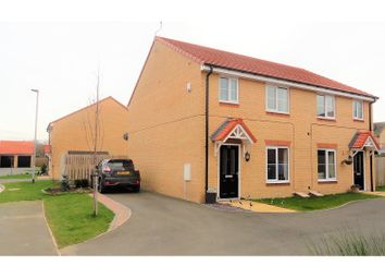 Thumbnail 3 bed semi-detached house for sale in Rosthwaite Drive, Saltburn-By-The-Sea
