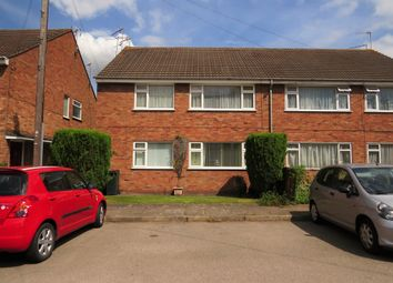 Thumbnail 2 bedroom maisonette for sale in Greendale Road, Whoberley, Coventry