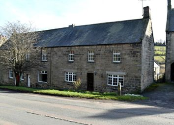 Thumbnail 3 bed end terrace house for sale in Front Street, Rothbury, Morpeth