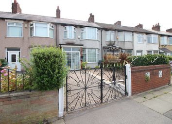 Thumbnail 3 bed terraced house to rent in Derby Lane, Liverpool, Merseyside