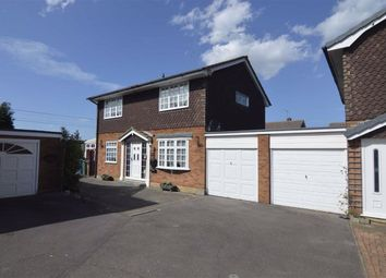Thumbnail 3 bed detached house for sale in Branksome Close, Stanford-Le-Hope, Essex