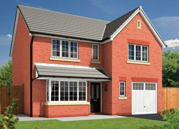 Thumbnail 4 bed detached house for sale in Almond Brook Road, Standish, Wigan