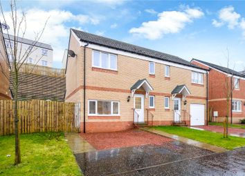 Thumbnail 3 bed semi-detached house for sale in Clement Drive, Newton Mearns, Glasgow