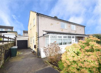 Thumbnail 3 bed semi-detached house for sale in Westfell Road, Keighley, West Yorkshire