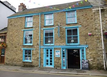 Thumbnail Restaurant/cafe for sale in Hunkydory Restaurant & Bar, 46 Arwenack Street, Falmouth, Falmouth