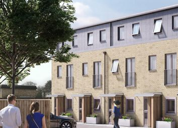 Thumbnail 3 bed town house for sale in Cheam Common Road, Old Malden, Worcester Park