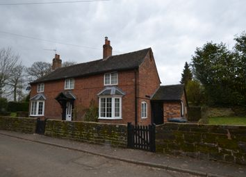 Thumbnail 4 bed detached house to rent in Lloyd Road, Hales, Market Drayton