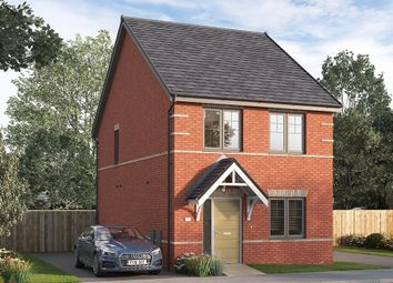 """Thumbnail 3 bed detached house for sale in """"The Impstone"""" at Acorn Drive, Camperdown, Newcastle Upon Tyne"""