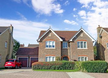 Alfriston Grove, Kings Hill, West Malling, Kent ME19. 5 bed detached house