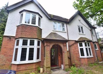 Thumbnail 4 bed detached house to rent in Shinfield Road, Reading