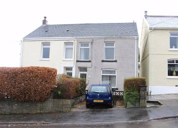 Thumbnail 3 bed semi-detached house for sale in Waun Road, Loughor, Swansea
