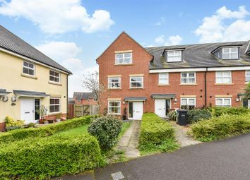 Thumbnail 4 bed end terrace house for sale in Ryeland Way, Andover